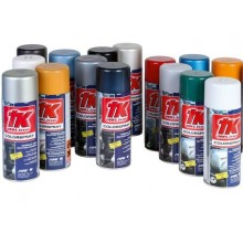 """Tk"" Colorspray Mercury Black"