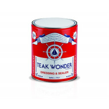 Teak Wonder Dressing & Sealer 4 Lt